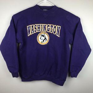University of Washington UW Huskies Crewneck